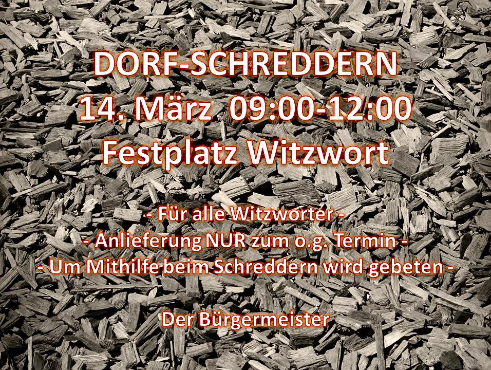 dorfschredern_2020